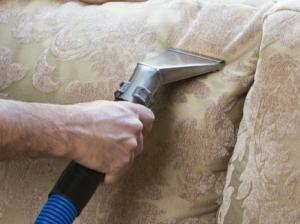nettoyer des meubles en coton
